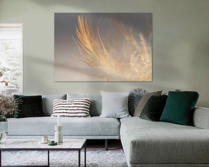 Sfeerimpressie: Feather in colour van Greetje van Son