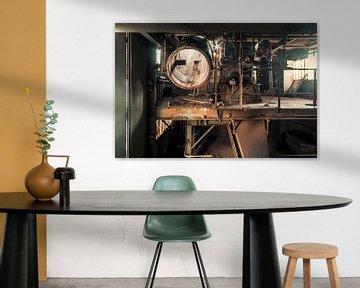 L'ancien site industriel sur MindScape Photography