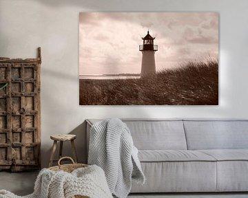 Leuchtturm am Meer von HGU Foto
