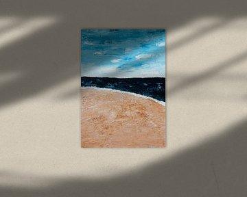 Une journée à la plage sur MDRN HOME