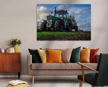 Fendt Tractor van Edwin Boer