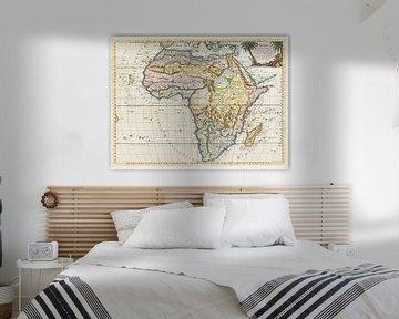 Afrika 1630 van Atelier Liesjes