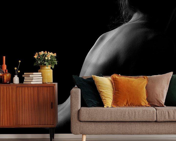 Beispiel fototapete: Skin von Laura Bausch