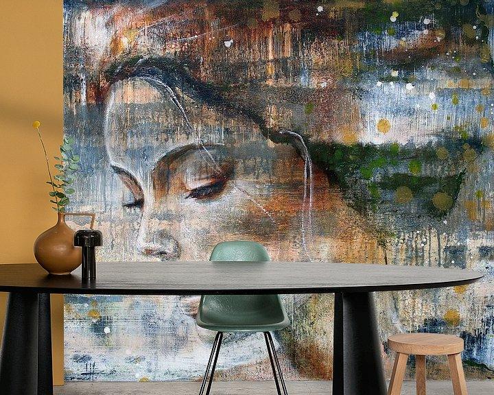 Beispiel fototapete: Vielleicht von Atelier Paint-Ing