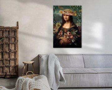 Im Garten der Mona Lisa von christine b-b müller