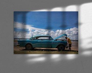 Autopech in Cuba