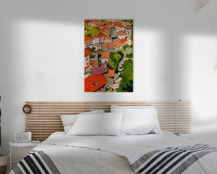 Sfeerimpressie: Pastel Frankrijk van Pieter Hogenbirk