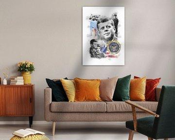 John F. Kennedy van Theodor Decker