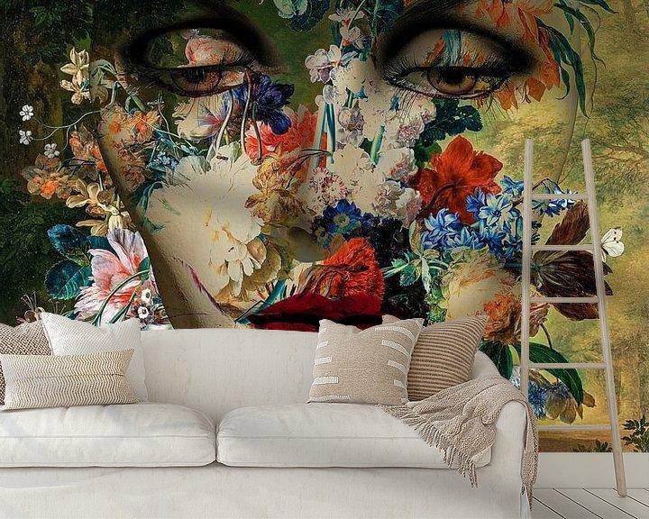 Impression: Rêver de fleurs sur Gabi Hampe