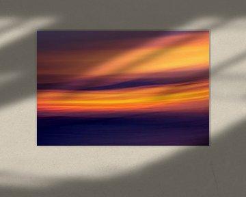 Sunrise van Paula van den Akker