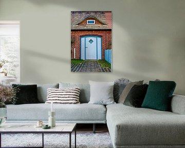Le portail / la porte de grange sur Norbert Sülzner
