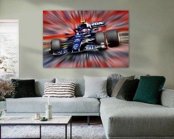 Gasly - Formule Een van DeVerviers