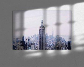 New York - Manhattan van Walljar