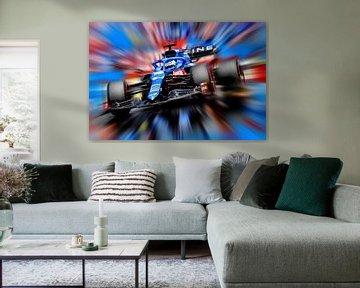 Fernando Alonso - Formule Een van DeVerviers
