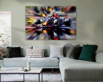 Max Verstappen - Formule 1 van DeVerviers