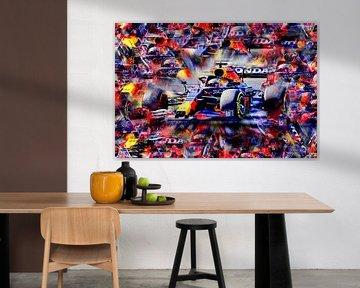 Max Verstappen - Seizoen 2021 van DeVerviers
