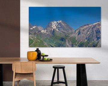 Grande Casse, Berggipfel in den französischen Alpen von Kristof Lauwers