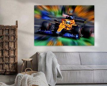 Ricciardo  2021 von DeVerviers
