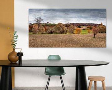 Herbst im Geul-Tal von Rob Boon