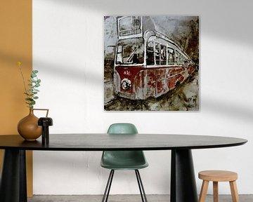 Tram von Pieter Hogenbirk