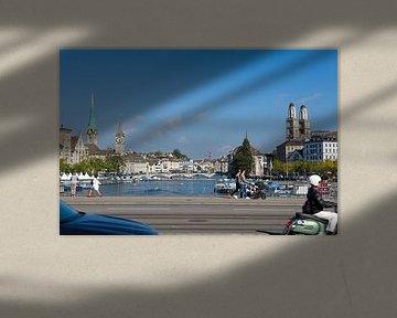 Zürich centrum van t.ART