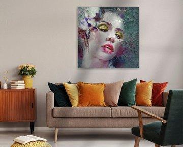 I Love The Flower Girl. van Rudy en Gisela Schlechter