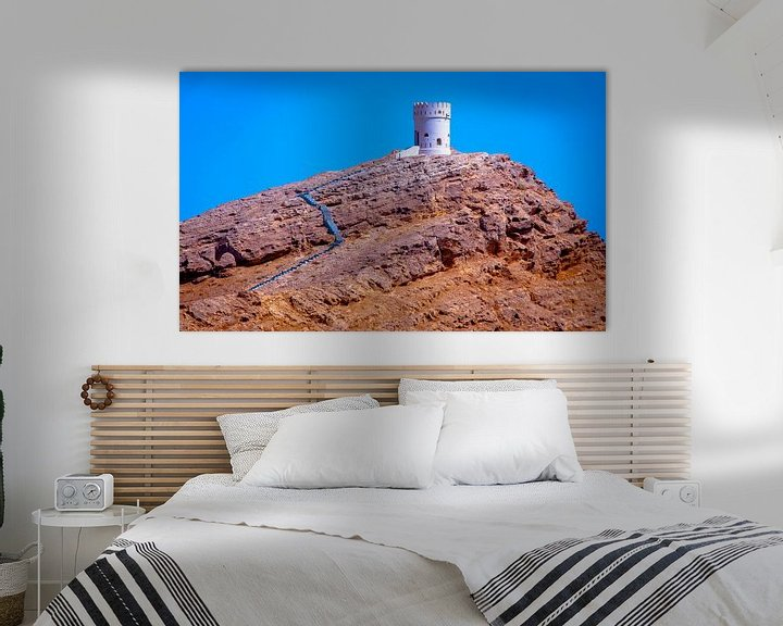Sfeerimpressie: Castle on the Rock van Alex Hiemstra