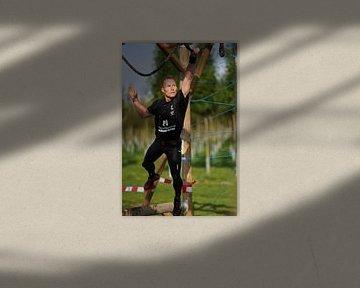 Survivalrun Udenhout 2021 van Captured by Tim