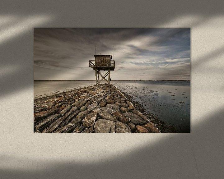 Sfeerimpressie: Scharendijke duikplaats van Rob van der Teen