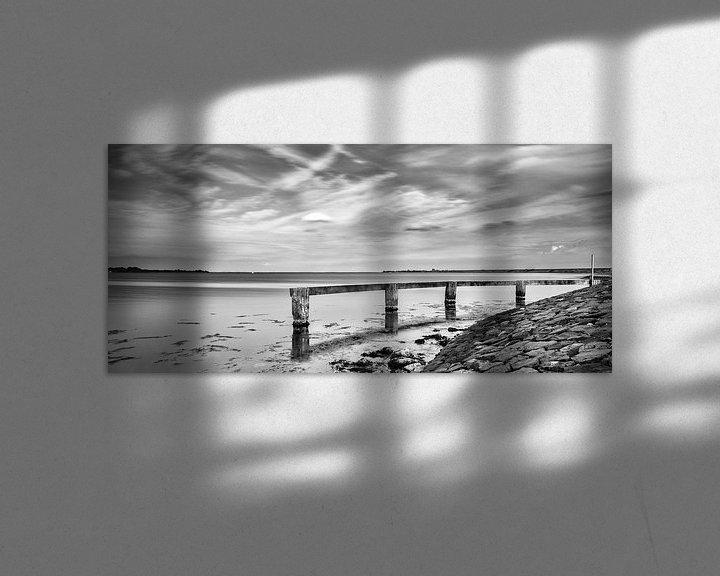 Sfeerimpressie: Grevenlingenmeer Zeeland van Rob van der Teen