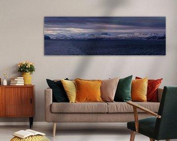 Troms og Finnmark - Norway van Mart Houtman