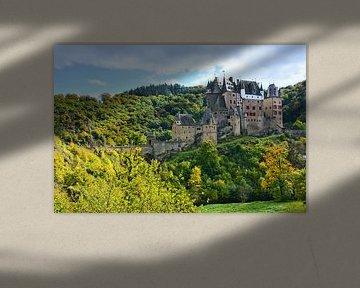 Burg Eltz von Gisela Scheffbuch