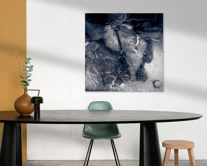 Sfeerimpressie: Frozen XVII van Rob van der Pijll