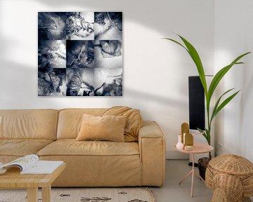 Frozen Collage I von Rob van der Pijll