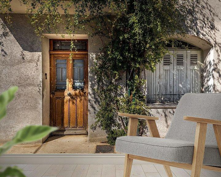 Sfeerimpressie behang: Achter gesloten deuren in de Provence van Jacques Jullens