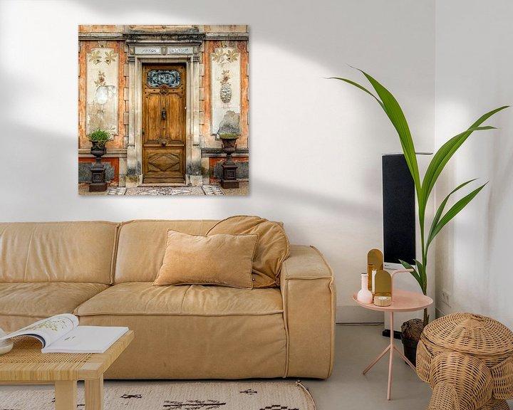 Sfeerimpressie: Welkom in het huis met de roos van Jacques Jullens