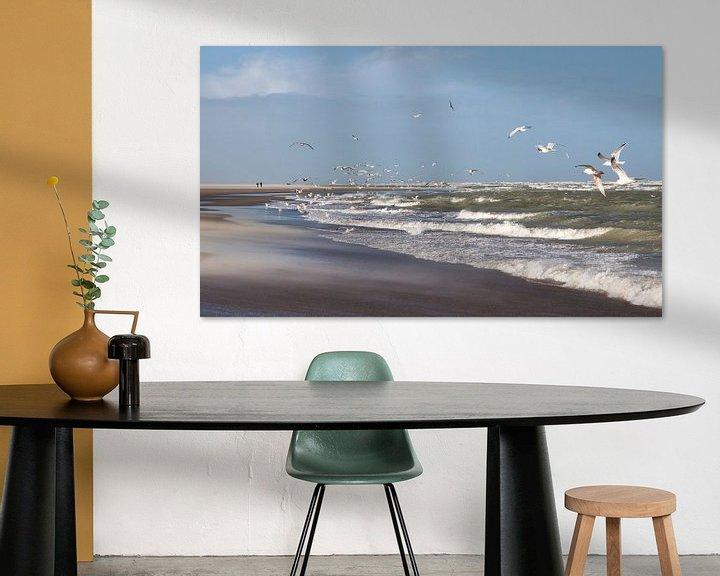 Sfeerimpressie: Aan de Zeeuwse kust van peter reinders