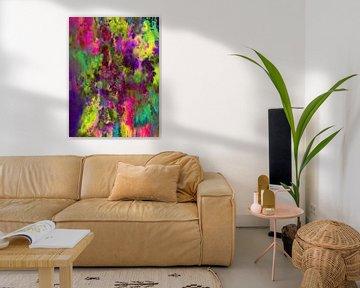 Colorful van Gabi Hampe