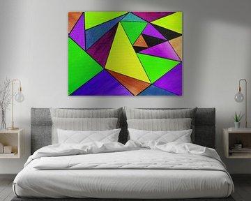 Farben und Formen von Gabi Siebenhühner