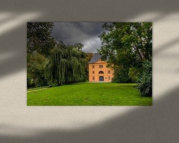 Welkom in het Ilmpark in de klassieke stad Weimar van Oliver Hlavaty