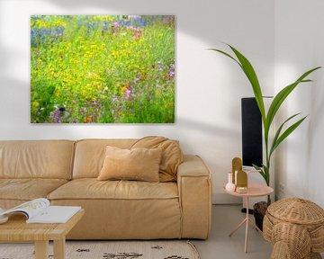 Der üppige Blumengarten von Jessica Berendsen