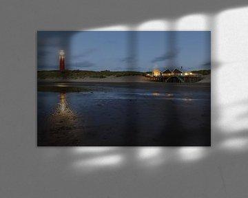 Phare de Texel, pôle 31.