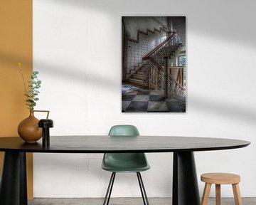 beautiful stairs von Richard Driessen