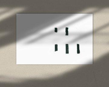 Vijf strepen van Wim Stolwerk