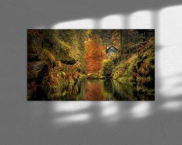 Herfst.... van Peter Korevaar
