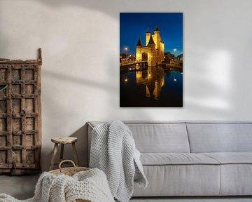 Amsterdamse Poort à Haarlem