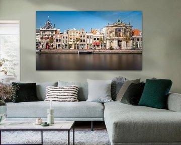 Panorama de la ville de Haarlem