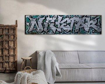 Graffiti #0008 (panorama 4:1)