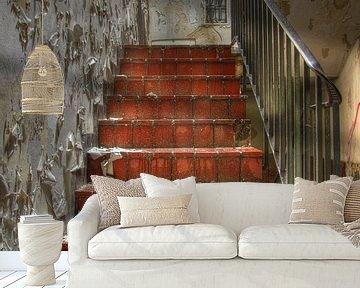 Upstairs van Esther de Wit
