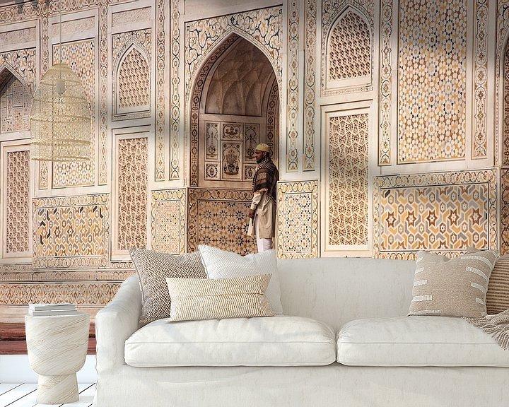 Beispiel fototapete: Indien, Agra, Baby Taj Mahal von Reisverslaafd
